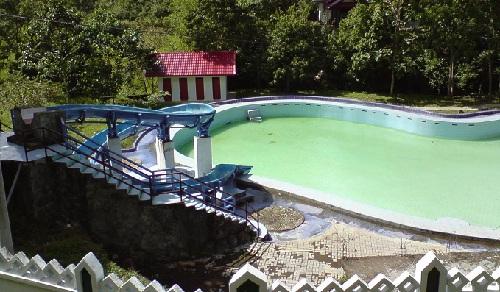 Lejja Hot Hater Swim in South Sulawesi
