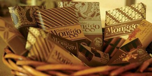 Monggo Chocolates Packaging