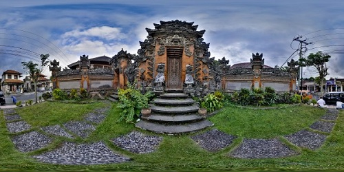 Ubud Palace (bali Island)
