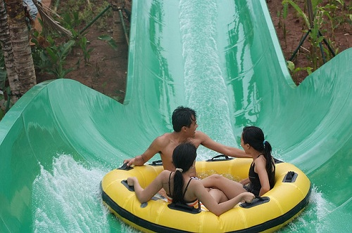 Waterbom (Bali Vacation)