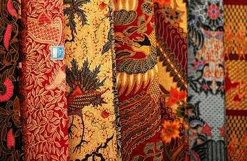 Batik from Bali